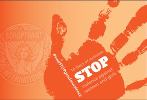 16 Days of Activism to eliminate violence against women globally